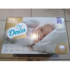 Подгузники Dada Extra Care Midi 3 (4-9 кг) 60 шт.