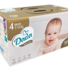 Подгузники Dada Extra Care Maxi 4 (7-18 кг) 100шт