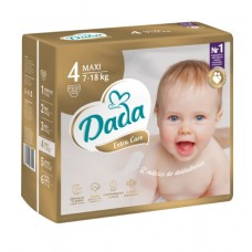 Подгузники Dada Extra Care Maxi 4 (7-18 кг) 33 шт