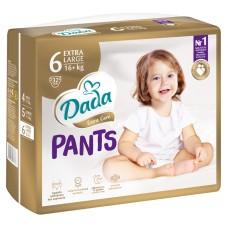 Подгузники-трусики Dada Extra Care Pants 6 Extra Large (16+ кг) 32шт