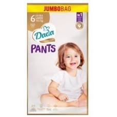 Подгузники-трусики Dada Extra Care Pants 6 Extra Large (16+ кг) 56шт