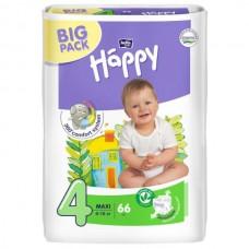 Подгузники Bella Baby Happy Maxi 4 (8-18 кг) 66 шт.