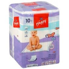 Пелёнки гигиенические для детей Bella Baby Happy 60*60см - 10шт.