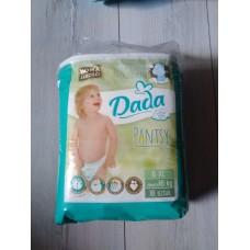 Подгузники-трусики Dada Pantsy 6 XL (16+кг) 18шт