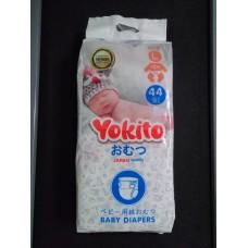 Подгузники Yokito L (12+ кг) 44шт.