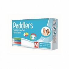Подгузники для взрослых Paddlers Adult Medium (85-125 см) 30 шт