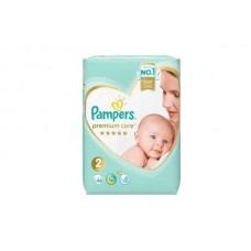 Подгузники PAMPERS Premium Care 2 Mini (4-8 кг)  66 шт.