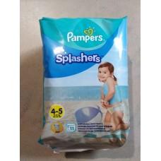 Подгузники-трусики для плавания Pampers Splashers размер 4-5, 11 шт.