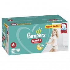 Подгузники-трусики Pampers Pants Extra Large 6 (15+ кг) 88 шт