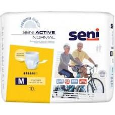 Трусы Seni Active Normal Medium 2 (талия 80-110 см, 5,5 капель) 10шт