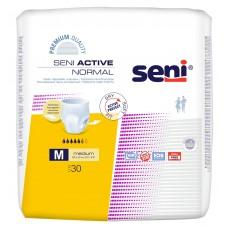 Трусы впитывающие Seni Active Normal Medium 2 (талия 80-110 см, 5,5 капель) 30шт