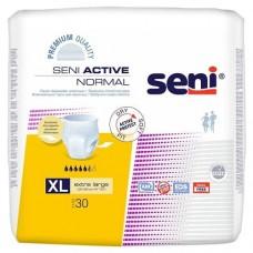 Трусы впитывающие Seni Active Normal Extra Large 4 (талия 120-160 см, 5,5 капель) 30шт