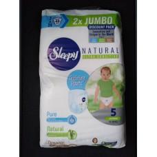 Подгузники-трусики Sleepy Natural 5 Junior (11-18 кг) 48 шт