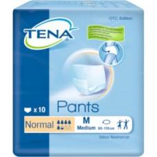 Трусы впитывающие Tena Pants Normal Medium (талия 80-110см) 10 шт.