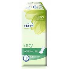 Урологические прокладки Tena Lady Normal 12 шт (3 капли)
