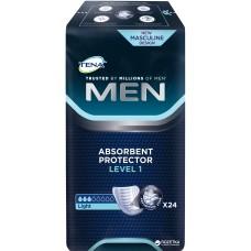 Прокладки впитывающие для мужчин Tena for Men Level 1 (24 шт)